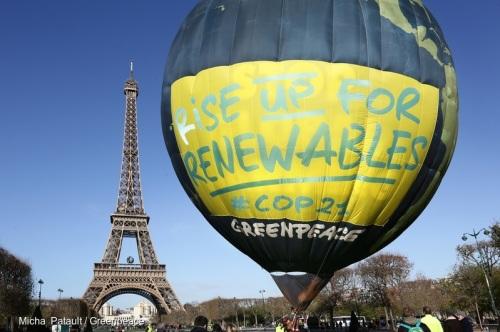 Accordo sul clima di Parigi, gli ambientalisti spronano l'Italia: «È ora di passare ai fatti»