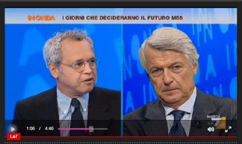 """Crisi Raggi, Mentana vs Orfini: """"Muraro vicina a destra romana? Se chiami l'idraulico gli chiedi che ti ripari il rubinetto non cosa vota"""""""