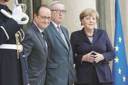 Il vertice senza Matteo: l'Italia non ha peso in Ue (Marco Palombi)
