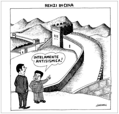 Renzi in Cina