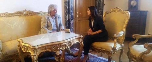 Virginia non si tocca (Beppe Grillo)