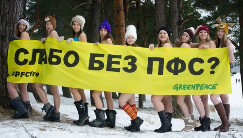 Detox Outdoor Action in Russia
